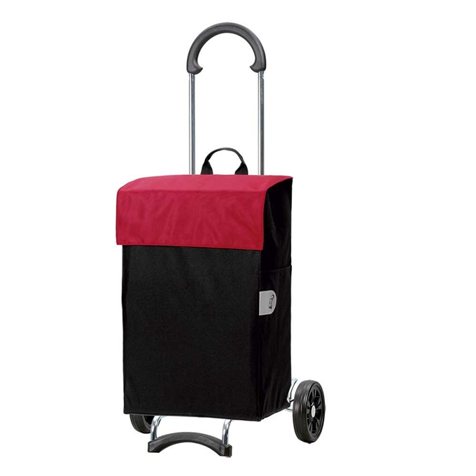 Andersen Scala Boodschappentrolley Hera red