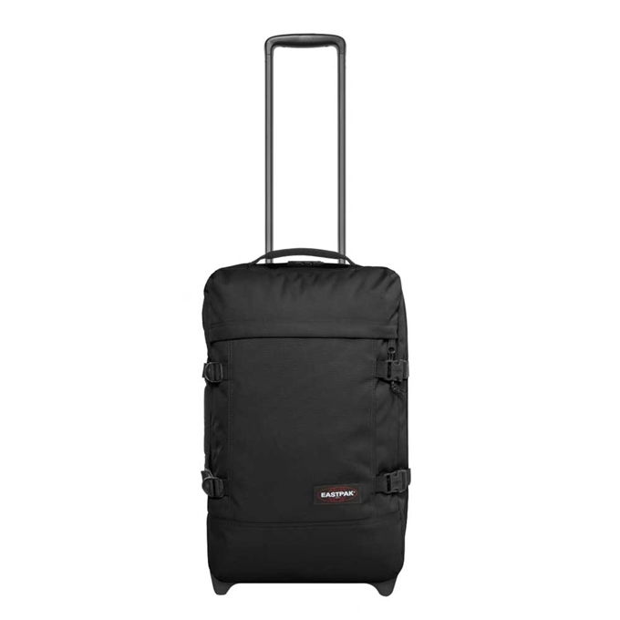 Eastpak Strapverz Trolley Backpack S black - 1