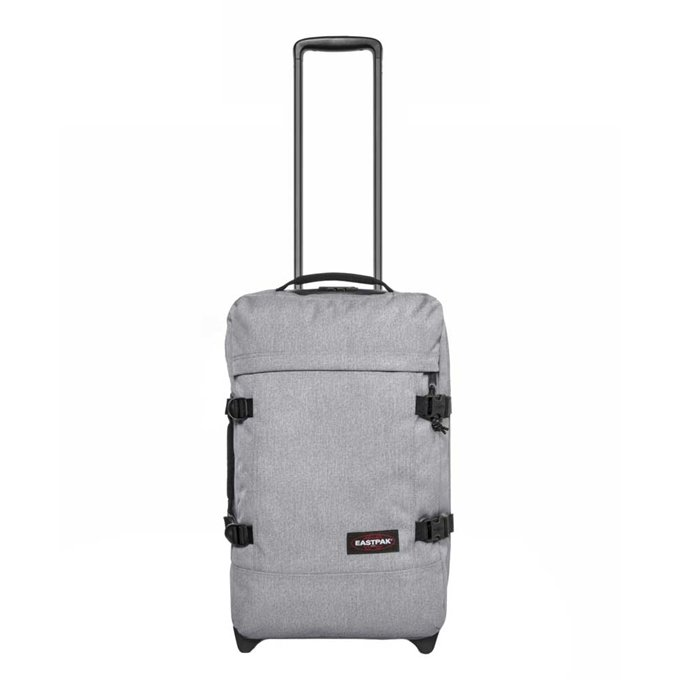 Eastpak Strapverz Trolley Backpack S sunday grey - 1