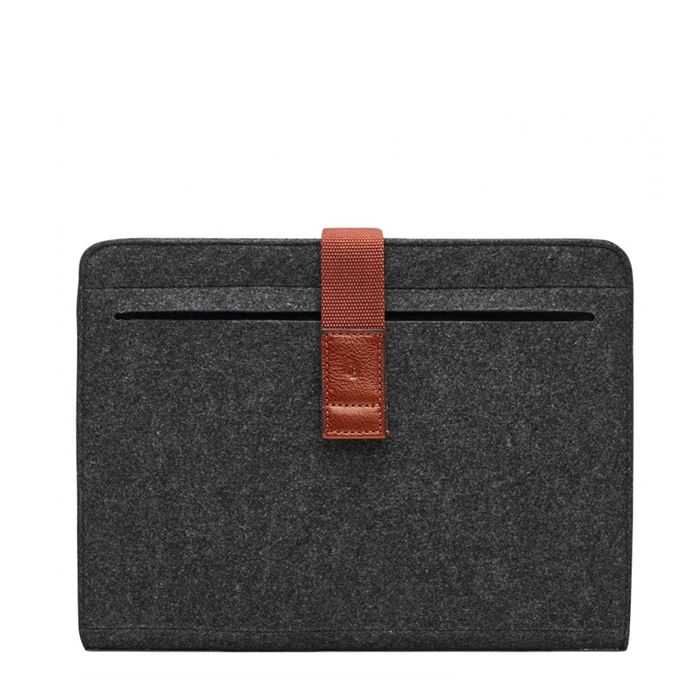 "Castelijn & Beerens Nova Laptop Sleeve Macbook Air 13"" licht bruin"