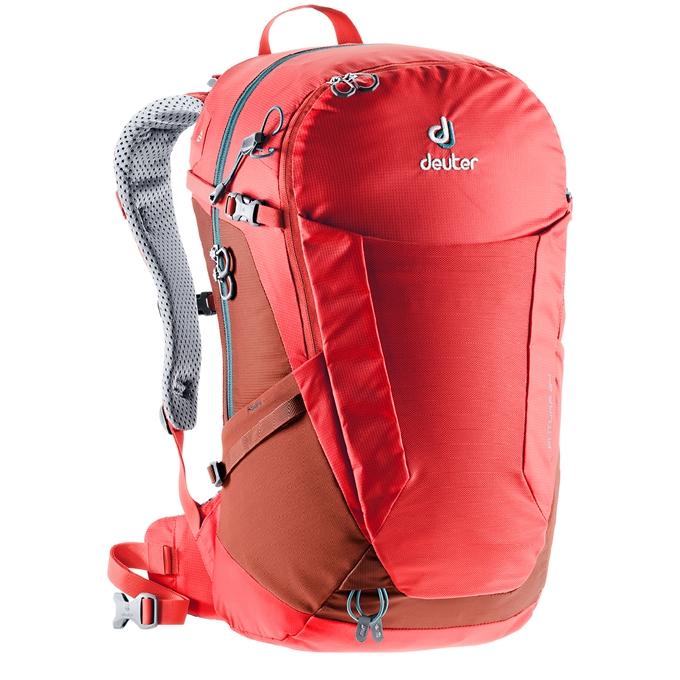 Deuter Futura 24 Backpack chili/lava - 1
