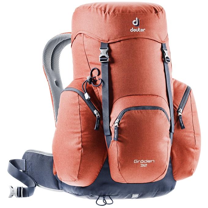 Deuter Groden Backpack 32 lava/navy - 1