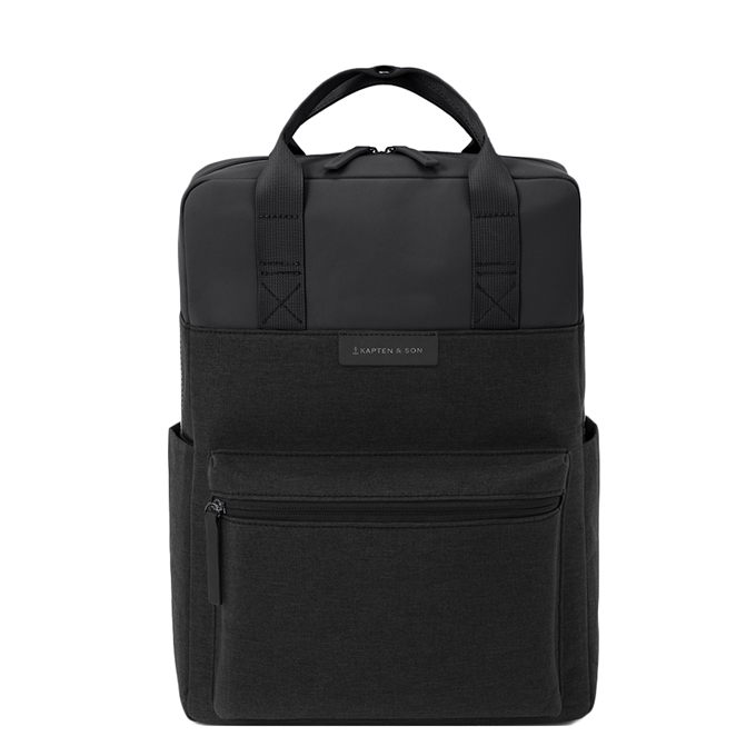 Kapten & Son Bergen Backpack all black