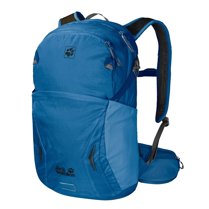 Jack Wolfskin Moab Jam 24 electric blue - 1