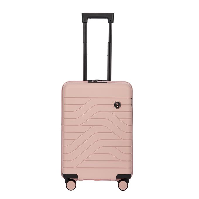 Bric's Ulisse Trolley Expandable 55 USB pearl pink