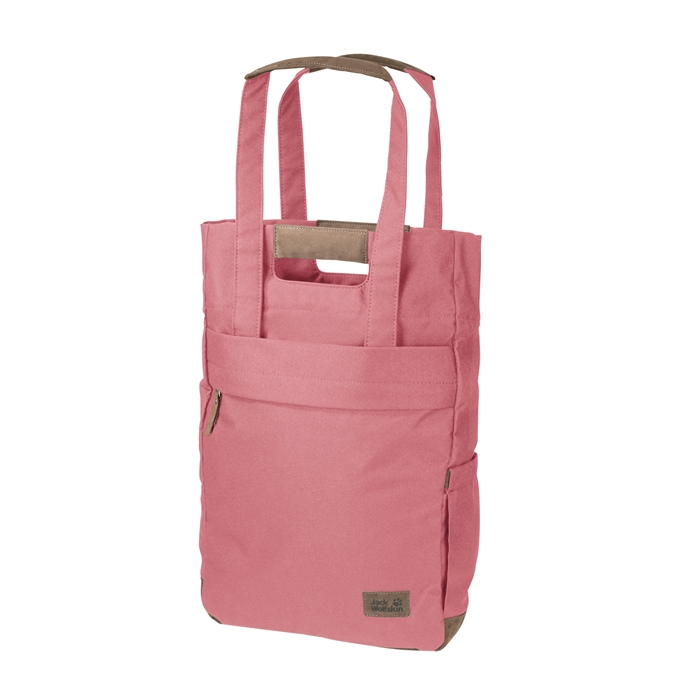 Jack Wolfskin Piccadilly Rugzak Shopper rose quartz