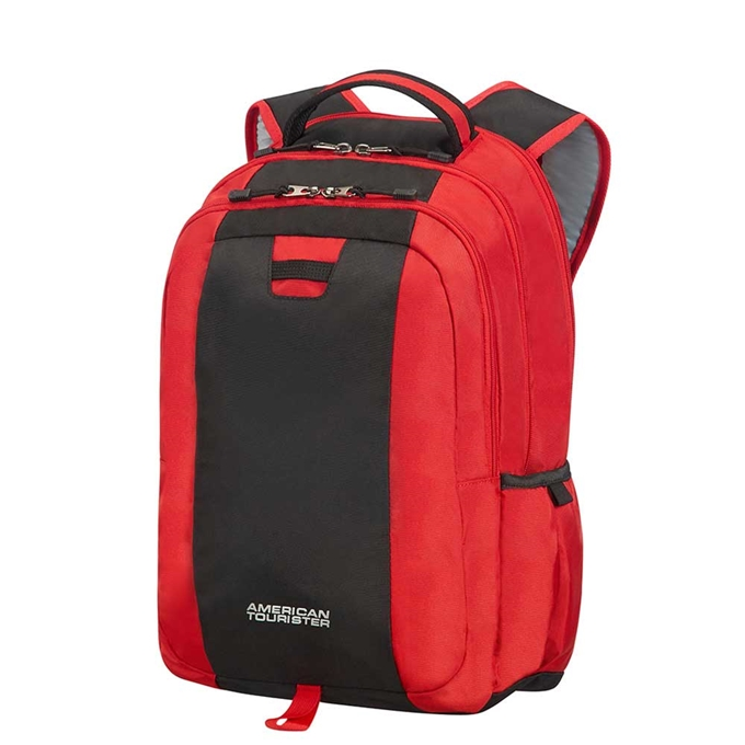 "American Tourister Urban Groove UG3 Laptop Backpack 15.6"" red - 1"