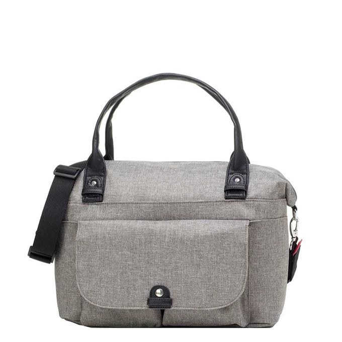 Babymel Jade Diaper Bag grey - 1
