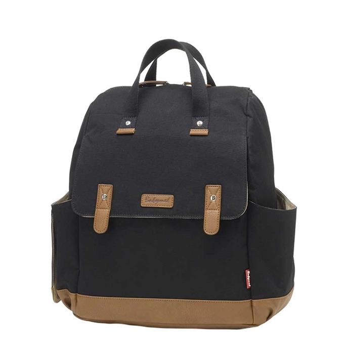 Babymel Robyn Convertible Backpack black - 1