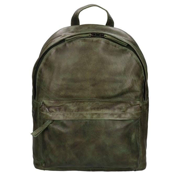 Bear Design Cow Lavato Backpack green - 1