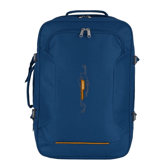 Gabol Week Cabin Backpack blue - 1