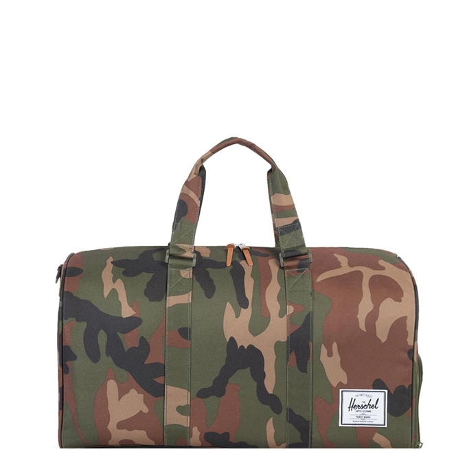 Herschel Supply Co. Novel Reistas 52 woodland camo/multi zip - 1