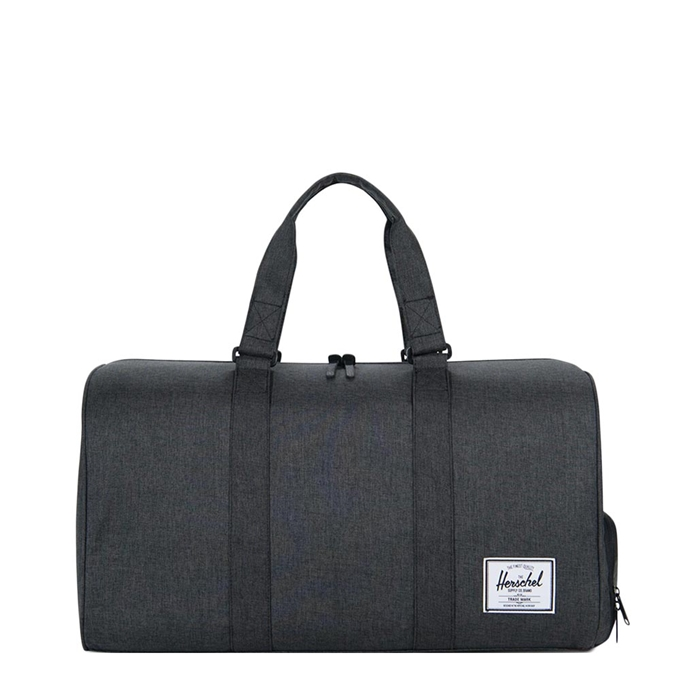 Herschel Supply Co. Novel Reistas 52 black crosshatch - 1