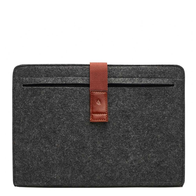 """Castelijn & Beerens Nova Laptop Sleeve 15.6"""" licht bruin"""