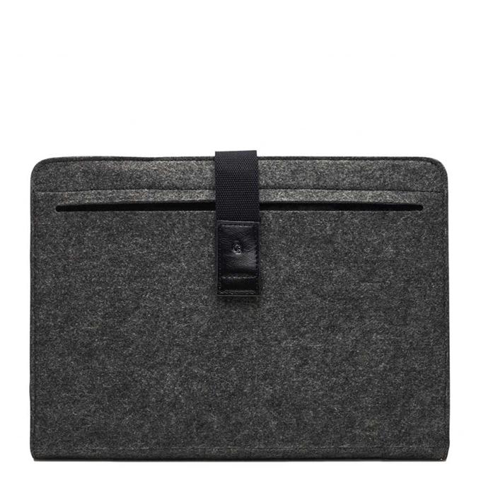"""Castelijn & Beerens Nova Laptop Sleeve 15.6"""" zwart - 1"""