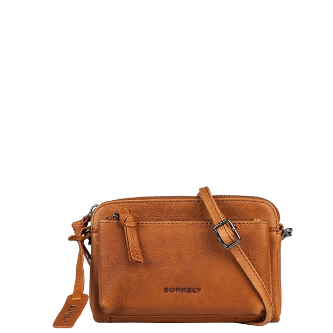 Burkely Antique Avery Mini Bag cognac