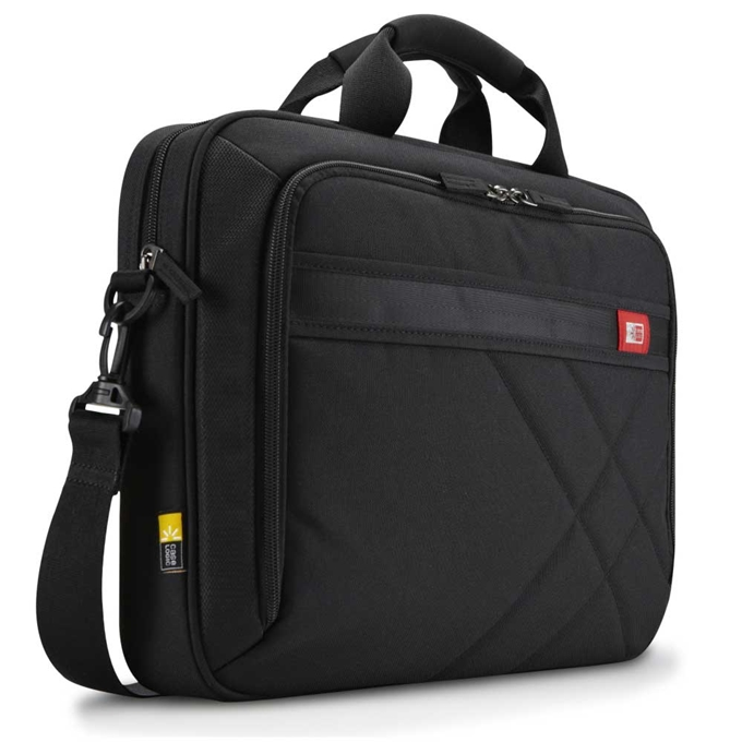 Case Logic Casual Laptop Bag 17 inch black - 1