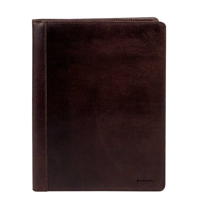 Burkely Vintage Bing A4 Filecover brown - 1