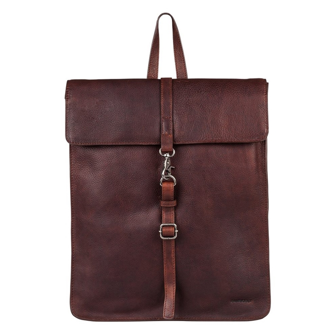 Burkely Antique Avery Backpack dark brown - 1