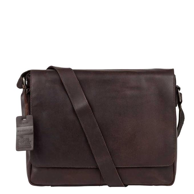 Burkely Vintage Juul Messenger Bag brown - 1