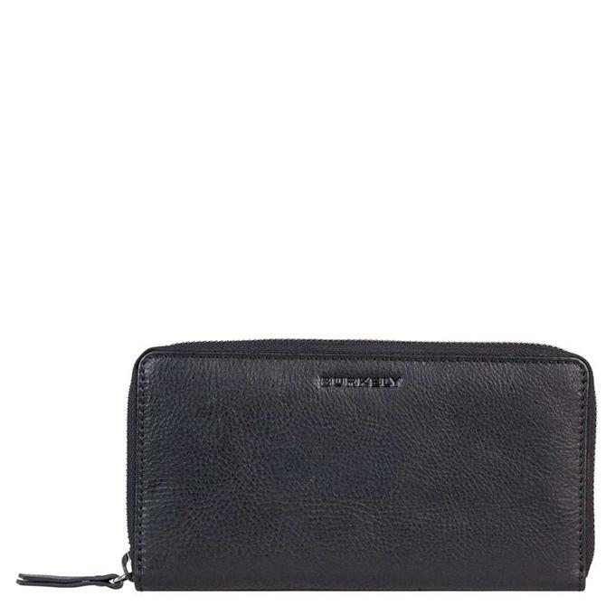 Burkely Antique Avery Wallet L black
