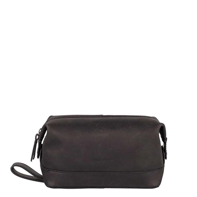 Burkely Vintage Riley Toiletry Bag black
