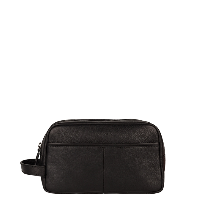 Burkely Antique Avery Toiletry Bag black - 1