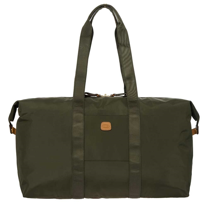 Bric's X-Bag Holdall Big olive - 1
