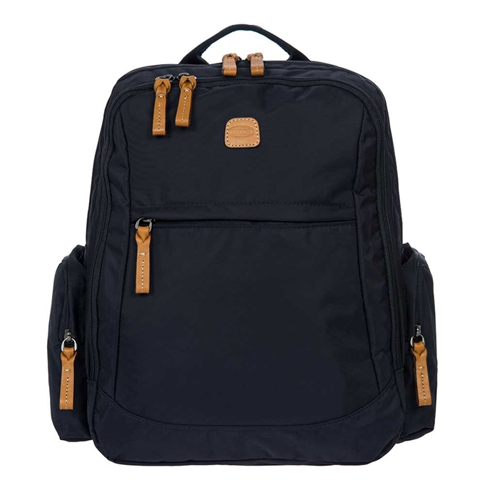 Bric's X-Travel Backpack ocean blue - 1