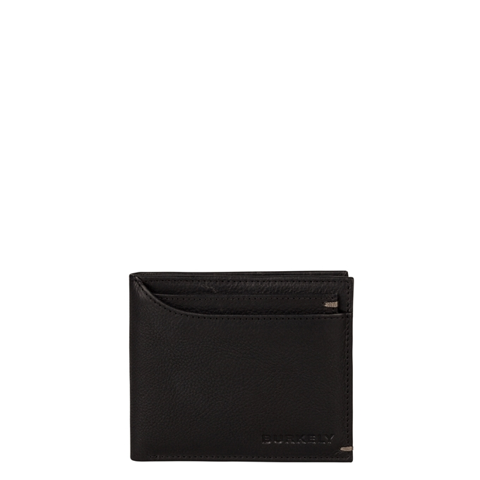 Burkely Antique Avery Billfold Low CC black - 1