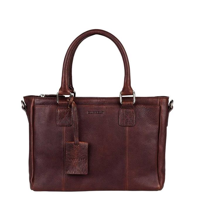 Burkely Antique Avery Handbag S dark brown - 1