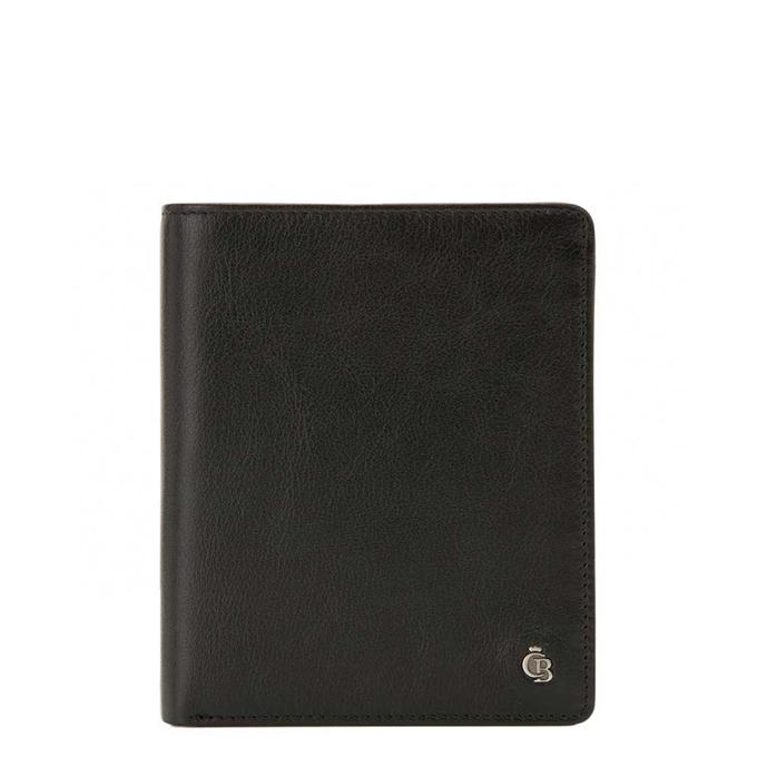 Castelijn & Beerens Nova RFID Portemonnee 13cc zwart - 1