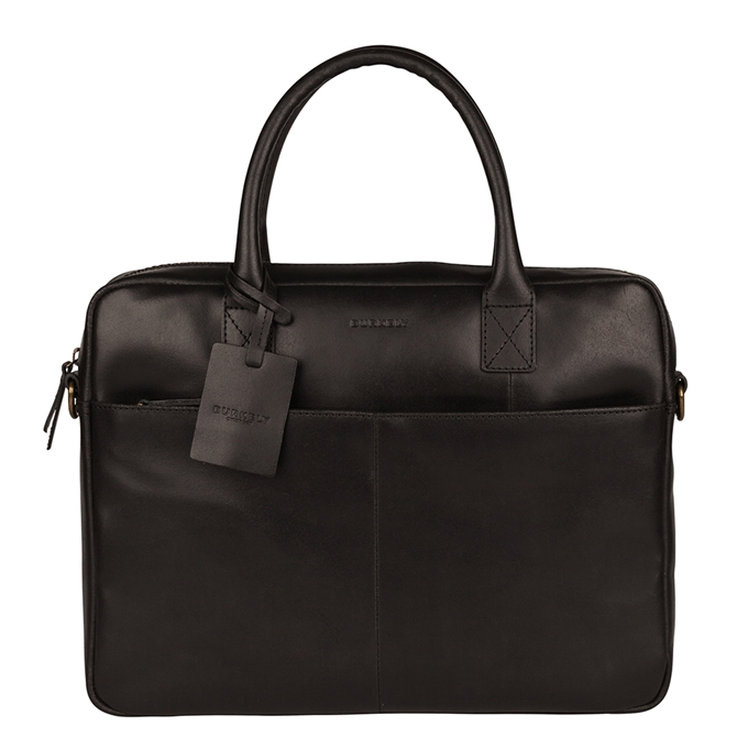 Burkely Vintage Jack Worker 13.3'' black - 1