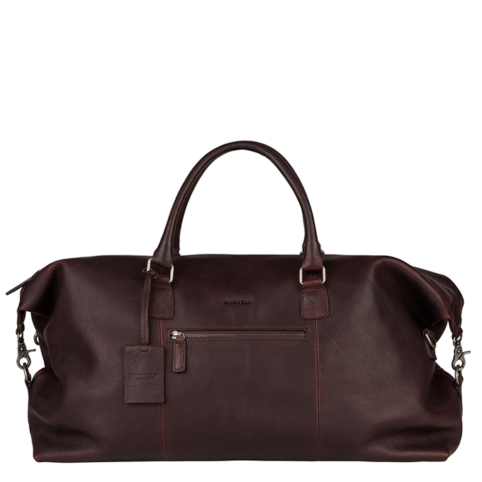 Burkely Antique Avery Weekender dark brown - 1