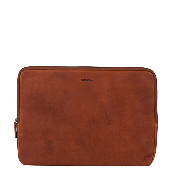 Burkely Antique Avery Laptopsleeve 15.6'' cognac - 1