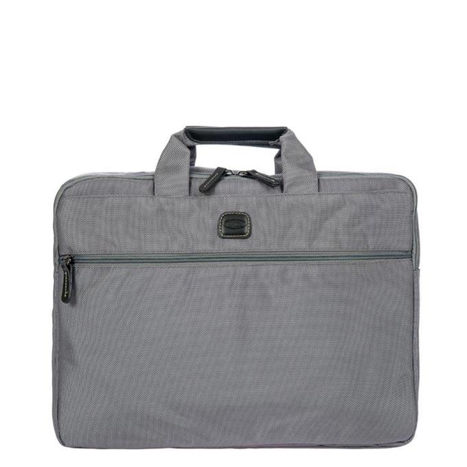 Bric's Siena Briefcase grey - 1
