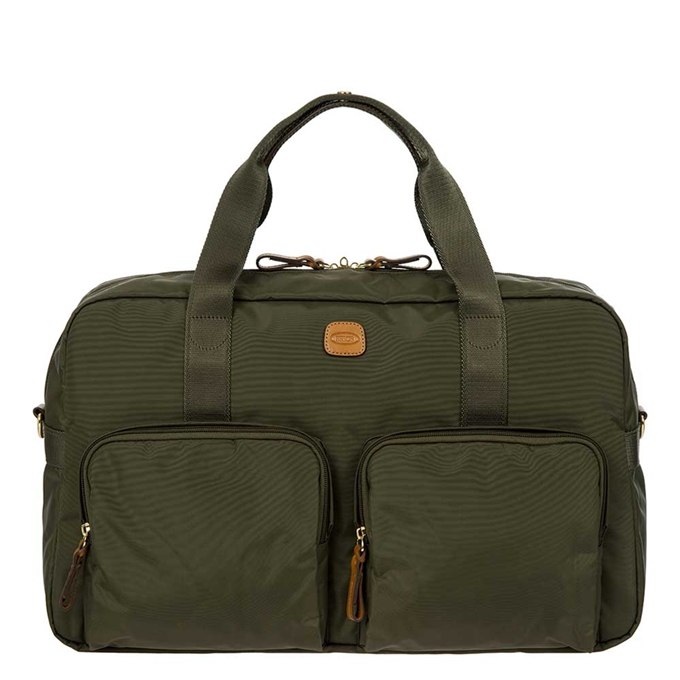 Bric's X-Travel Holdall olive - 1