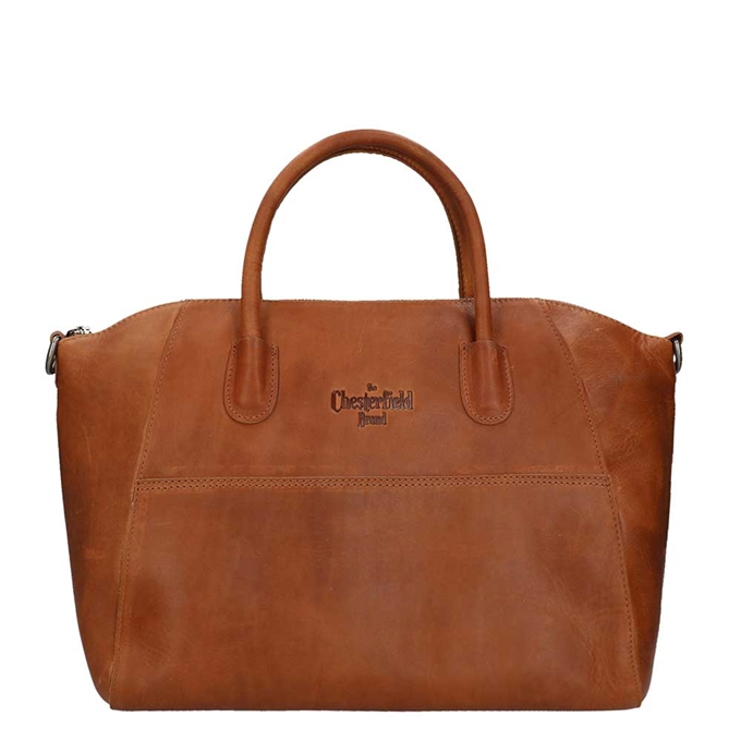 The Chesterfield Brand Clara Shoulderbag cognac - 1