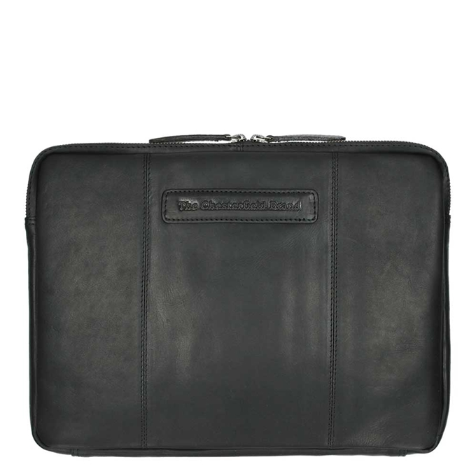 "The Chesterfield Brand Richard Laptop Sleeve 13"" black - 1"