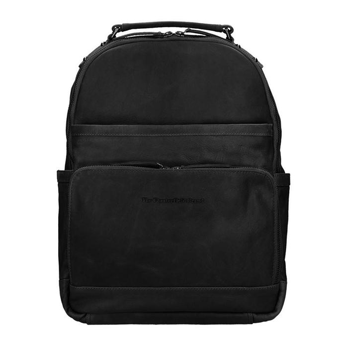 The Chesterfield Brand Austin Backpack black - 1