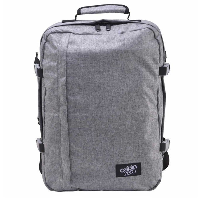 CabinZero Classic 44L Ultra Light Cabin Bag ice grey - 1
