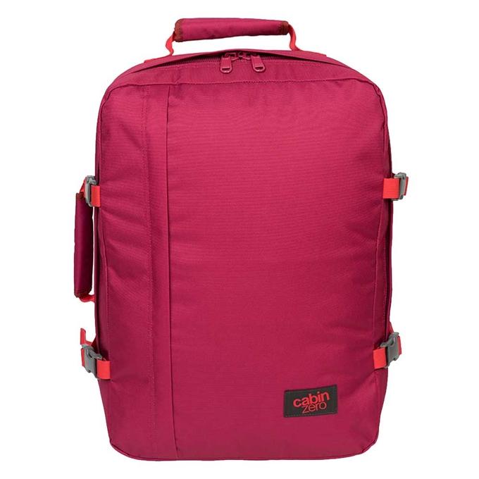 CabinZero Classic 44L Ultra Light Cabin Bag jaipur pink - 1