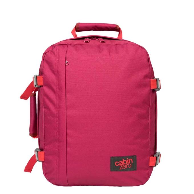 CabinZero Classic 28L Ultra Light Cabin Bag jaipur pink