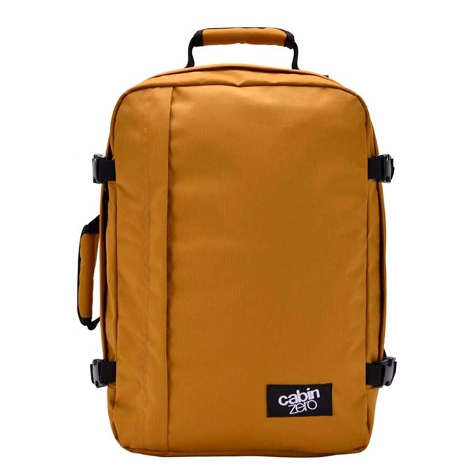 CabinZero Classic 36L Ultra Light Cabin Bag orange chill