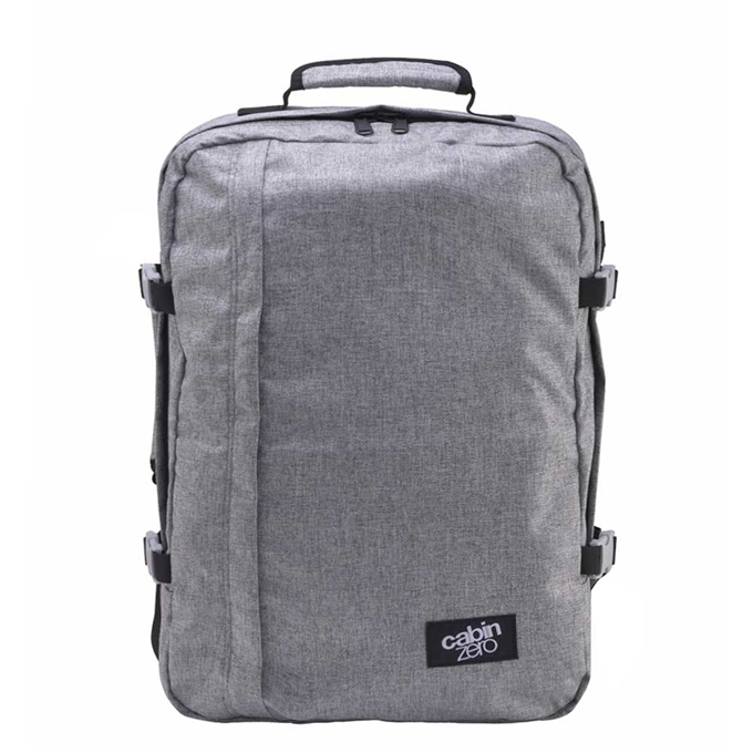 CabinZero Classic 36L Ultra Light Cabin Bag ice grey
