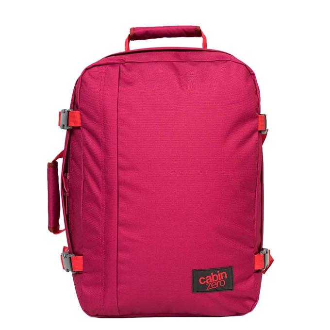CabinZero Classic 36L Ultra Light Cabin Bag jaipur pink - 1