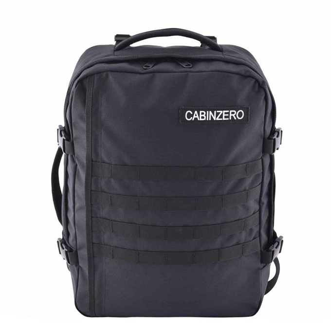 CabinZero Military 36L Lightweight Cabin Bag absolute black - 1