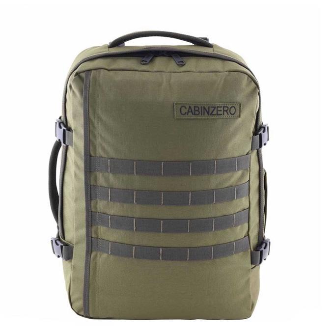 CabinZero Military 36L Lightweight Cabin Bag military green - 1