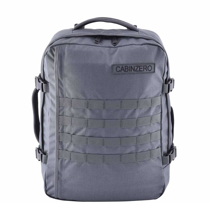 CabinZero Military 36L Lightweight Cabin Bag military grey - 1