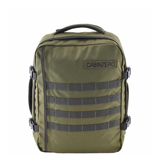 CabinZero Military 28L Lightweight Cabin Bag military green - 1